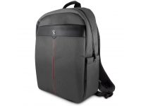 Rucsac Laptop Ferrari Off Track USB, 15 inci, Neagra, Bulk FEOCEBP15BK