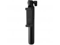 Selfie Stick Baseus cu Trepied Telescopic si Declansator Camera Bluetooth, Negru SUDYZP-F01
