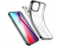Husa TPU ESR Halo pentru Apple iPhone 12 Pro Max, Neagra, Blister