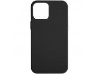 Husa TPU UNIQ Lino pentru Apple iPhone 12 / Apple iPhone 12 Pro, Neagra