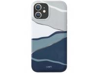 Husa TPU UNIQ COEHL CIEL pentru Apple iPhone 12 mini, Albastra, Blister