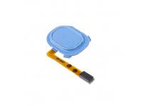 Senzor Amprenta Samsung Galaxy A20s, Albastru