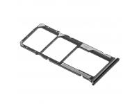 Suport Card - Suport SIM Xiaomi Redmi 9, Negru