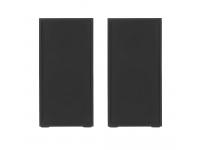 Boxa Cu Cablu Tellur Basic 2.0, 6W, Lemn, USB (Pentru PC), Stereo, Neagra, Blister