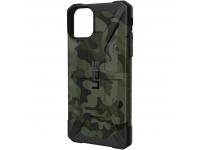 Husa Plastic Urban Armor Gear Pathfinder pentru Apple iPhone 11 Pro Max, Verde(Forest Camo)