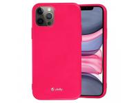 Husa TPU Goospery Jelly pentru Apple iPhone 11 Pro, Ciclam