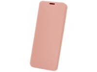Husa Piele Vennus Lite pentru Xiaomi Redmi 9A, Roz Deschis, Blister