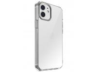 Husa TPU UNIQ LifePro Xtreme Apple iPhone 12 mini, AntiSoc, Transparenta