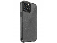 Husa TPU UNIQ LifePro Tinsel pentru Apple iPhone 12 / Apple iPhone 12 Pro, Glitter, Gri