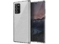 Husa TPU UNIQ LifePro Tinsel pentru Samsung Galaxy Note 20 Ultra N985 / Samsung Galaxy Note 20 Ultra 5G N986, Glitter, Transparenta