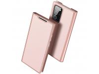 Husa Poliuretan DUX DUCIS Skin Pro pentru Samsung Galaxy Note 20 Ultra N985 / Samsung Galaxy Note 20 Ultra 5G N986, Roz