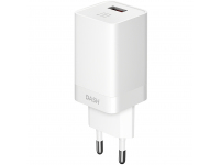 Incarcator Retea USB OnePlus DC0504B1GB, 1 X USB, Dash Charge, 4A, Alb, Bulk