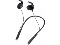 Handsfree Casti Bluetooth Defender Sport OutFit B735, in-ear, neckband, SD-card, Negru, Blister