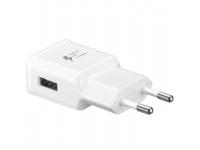 Incarcator Retea USB Samsung, 1 X USB, 15W, Alb, Blister EP-TA20EWENGEU
