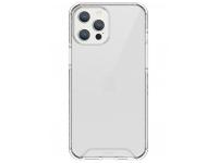 Husa Plastic - TPU UNIQ Combat Antisoc pentru Apple iPhone 12 / Apple iPhone 12 Pro, Transparenta, Blister