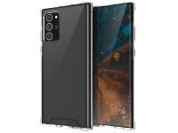 Husa Plastic - TPU UNIQ Combat Antisoc pentru Samsung Galaxy Note 20 Ultra N985 / Samsung Galaxy Note 20 Ultra 5G N986, Neagra