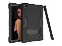 Husa Plastic - TPU Tech-Protect DEFENSE360 Samsung Galaxy Tab A7 10.4 (2020), Neagra, Bulk