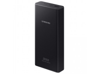 Baterie Externa Powerbank Samsung EB-P5300, 20000 mA, Power Delivery (PD) - Quick Charge 4.0, 1 x USB - 2 x USB Type-C, Gri, Blister EB-P5300XJEGEU