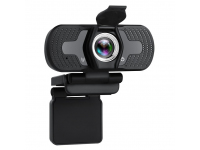 Camera Web Tellur Full HD, 2MP, Autofocus, Microfon, Neagra, Blister TLL491131