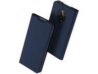 Husa Poliuretan DUX DUCIS Skin Pro pentru Xiaomi Redmi Note 9 Pro, Bleumarin, Blister