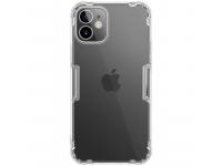 Husa TPU Nillkin Nature pentru Apple iPhone 12 mini, Transparenta