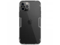 Husa TPU Nillkin Nature pentru Apple iPhone 12 / Apple iPhone 12 Pro, Gri, Blister
