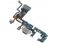 Banda cu conector Incarcare / Date - Microfon Samsung Galaxy S9+ G965, Service