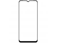 Folie Protectie Ecran OEM pentru Samsung Galaxy A70 A705, Sticla securizata, Full Face, Full Glue, 9D, 0.3mm, Neagra, Blister