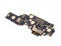 Placa cu conector Incarcare / Date - Microfon Nokia 5.1 Plus, Service