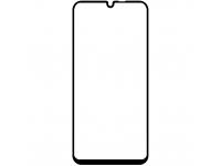 Folie Protectie Ecran OEM pentru Xiaomi Redmi 9A / Xiaomi Redmi 9C, Sticla securizata, Full Face, Full Glue, Neagra, Blister