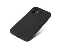 Husa TPU Nevox pentru Apple iPhone 12 mini, StyleShell FLEXSHOCK, MagSafe, Neagra