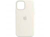 Husa TPU Apple iPhone 12 mini, MagSafe, Alba MHKV3ZM/A