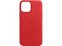 Husa Piele Apple iPhone 12 mini, MagSafe, Rosie, Blister MHK73ZM/A