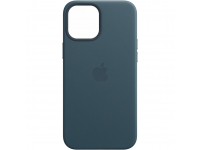 Husa Piele Apple iPhone 12 mini, MagSafe, Bleumarin, Blister MHK83ZM/A