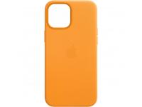 Husa Piele Apple iPhone 12 Pro Max, MagSafe, Galbena MHKH3ZM/A