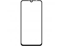 Folie Protectie Ecran OEM pentru Xiaomi Redmi 9A / Xiaomi Redmi 9C, Sticla securizata, Full Face, Full Glue, 6D, Neagra, Blister