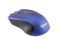 Mouse Wireless SBOX WM-373BL, 3D optic, 800 DPI, Albastru, Blister PMS00388