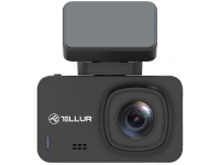 Camera Auto Tellur Dash Patrol DC3, 4K, GPS, Neagra, Blister TLL711003