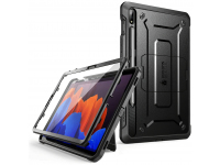 Husa Tableta Plastic - TPU Supcase UNICORN BEETLE pentru Samsung Galaxy Tab S7 T870 / Samsung Galaxy Tab S7 T875, Neagra, Blister