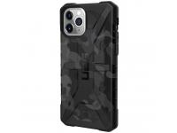 Husa Plastic Urban Armor Gear UAG PATHFINDER pentru Apple iPhone 11 Pro, Midnight Camo, Neagra, Blister