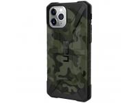 Husa Plastic Urban Armor Gear UAG PATHFINDER pentru Apple iPhone 11 Pro, Forest Camo, Verde, Blister