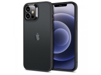 Husa TPU ESR Classic Hybrid pentru Apple iPhone 12 mini, Neagra, Blister