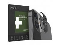 Rama Protectie HOFI Camera spate pentru Apple iPhone 12, Neagra