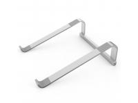Stand Laptop Tech-Protect ALUSTAND 2, Pentru Laptop 16 inch, Argintiu, Blister