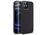 Husa TPU ESR CLOUD HALOLOCK pentru Apple iPhone 12 mini, Neagra, Blister