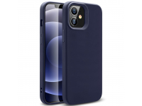 Husa TPU ESR CLOUD HALOLOCK pentru Apple iPhone 12 mini, Bleumarin, Blister