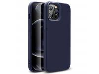 Husa TPU ESR CLOUD HALOLOCK pentru Apple iPhone 12 / Apple iPhone 12 Pro, Bleumarin, Blister