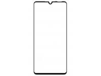 Folie Protectie Ecran OEM pentru Huawei P30 lite, Sticla securizata, Full Face, Full Glue, 10D, Neagra