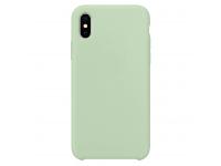 Husa TPU OEM Pure Silicone pentru Samsung Galaxy A42 5G, Verde, Bulk