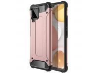 Husa TPU Tech-Protect Xarmor pentru Samsung Galaxy A42 5G, Roz, Blister